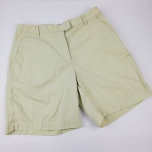 Adidas Stretch Light Green Shorts